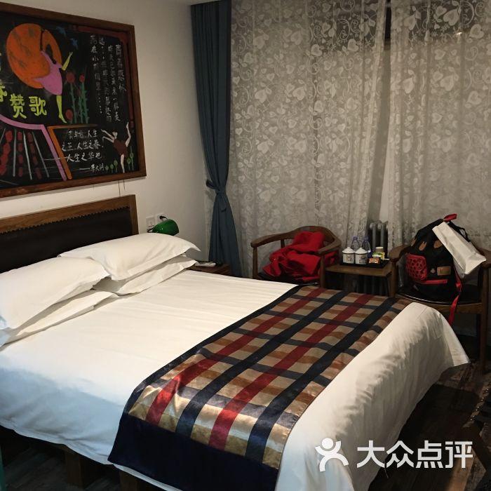 时光漫步怀旧主题酒店(国子监店)图片 - 第3张