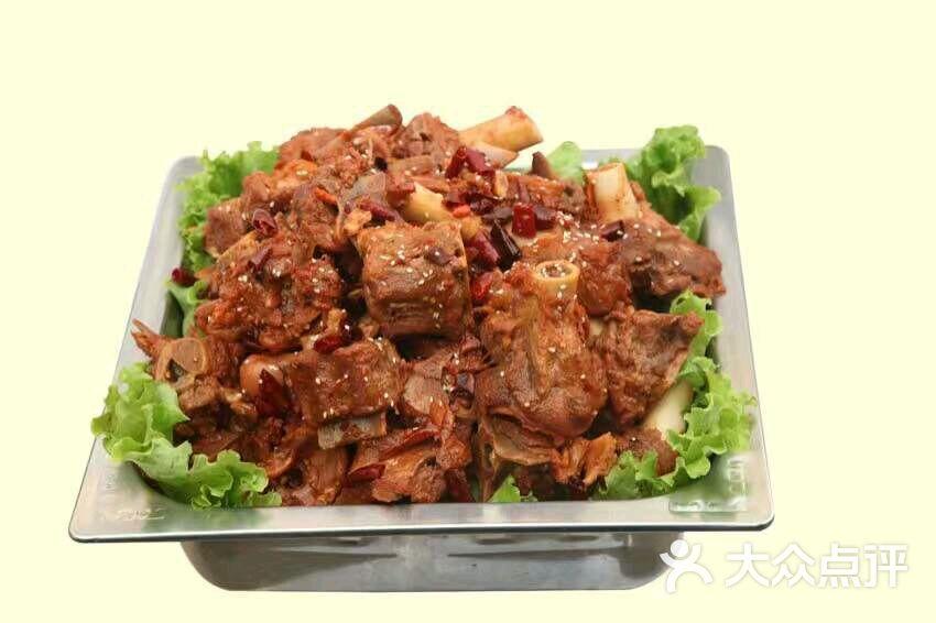 敏祥视频居香辣羊家常-美食-赤峰图片纯排骨汤的蝎子做法羊骨图片