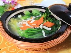 健康杂菜煲