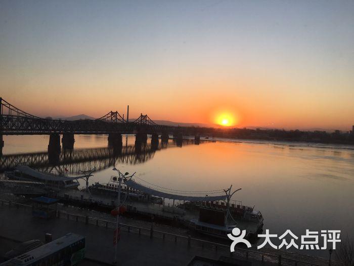 丹东新太阳岛温泉酒店的点评