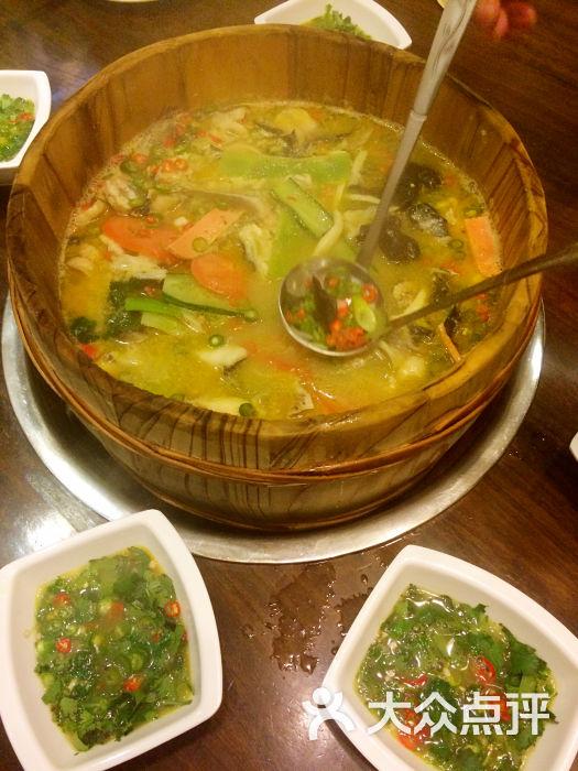 雅府正红木桶鱼-图片-郫县美食-大众点评网