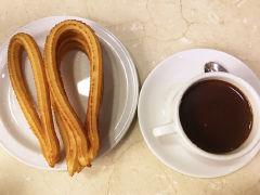 CHOCOLATECONCHURRO-Churreria - Chocolateria - Los Artesanos 1902