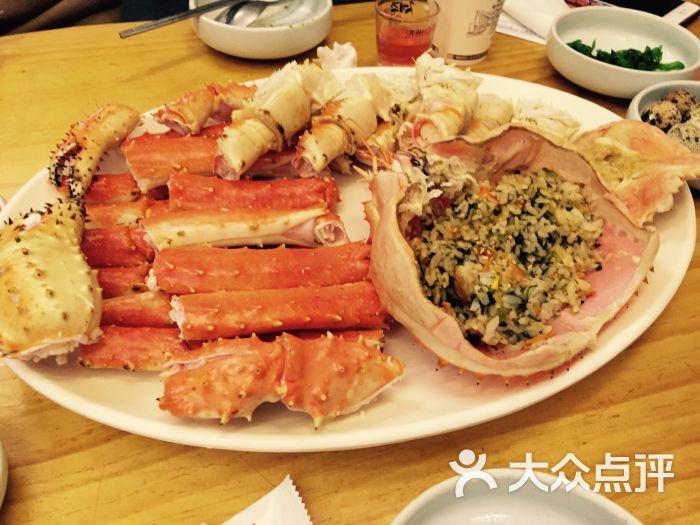最棒帝王蟹专卖店-图片-济州岛美食-大众点评网