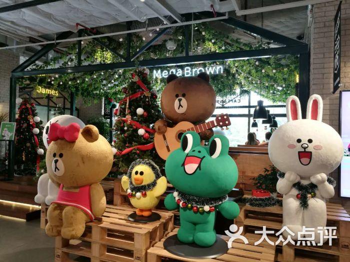 line friends cafe&store-图片-广州美食-大众点评网