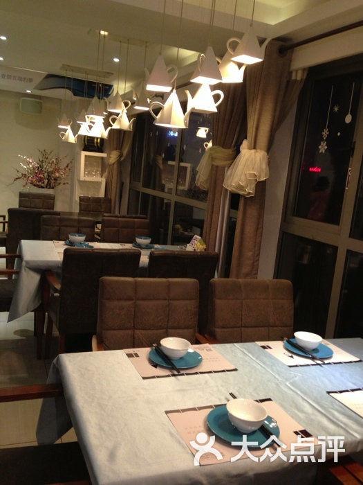 云壹餐厅手绘明信片图片-北京湘菜/家常菜-大众点评网