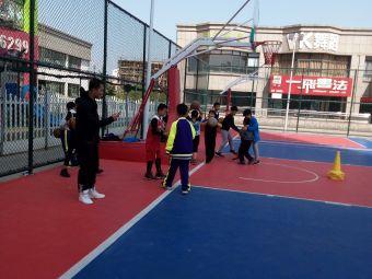 黑曼巴篮球场
