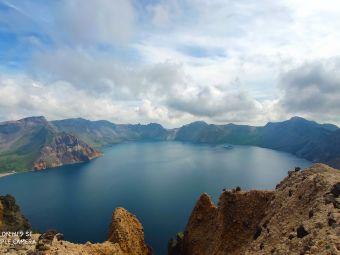 长白山火山国家地质公园-游客服务区
