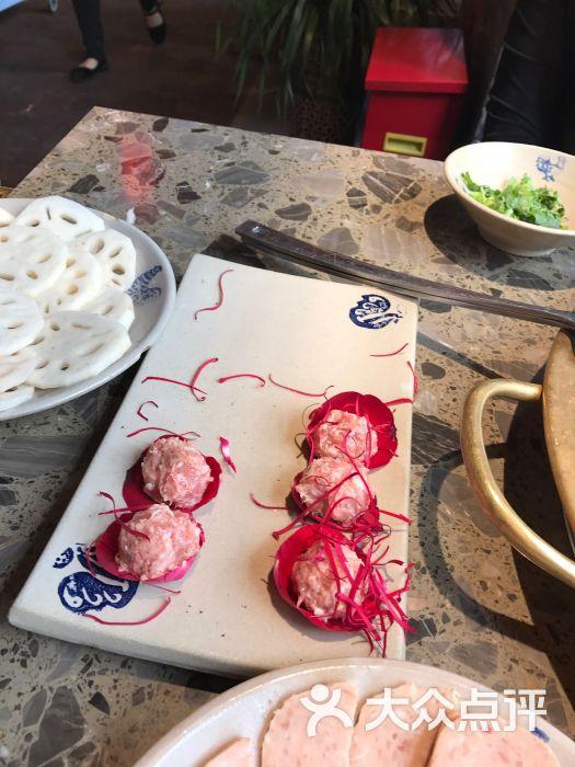 小龙坎老美食(贵阳花果园店)-作文-贵阳图片-大山西火锅美食晋城150字图片