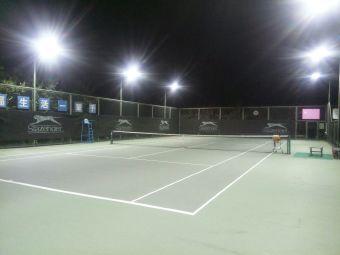 新区网球中心