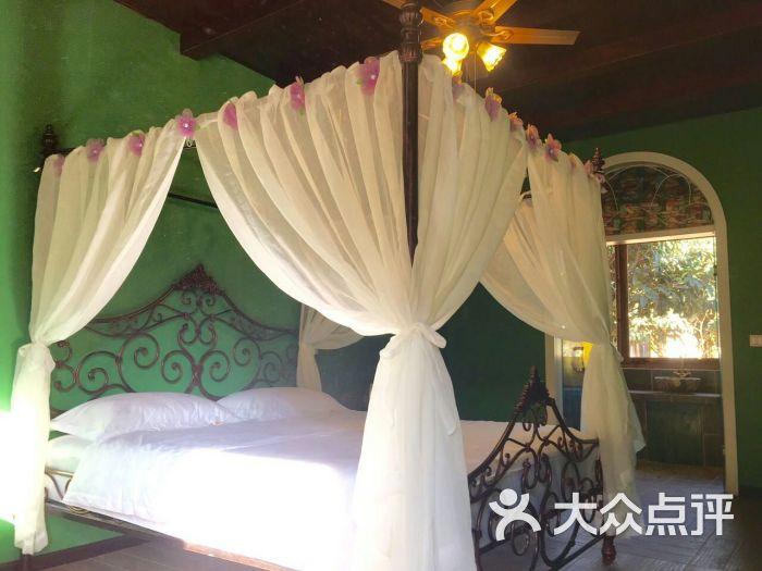 普者黑桃花岛度假庄园-大床房图片-丘北县酒店-大众