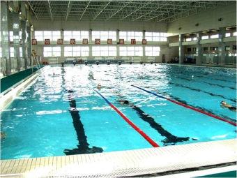 燕化游泳馆