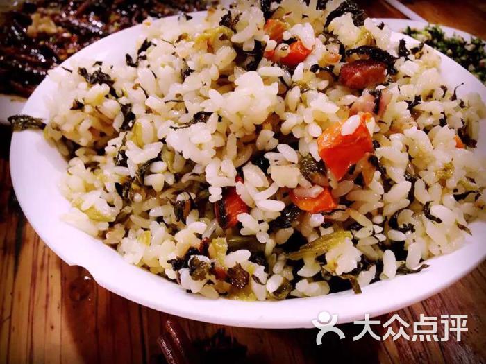 酒坛子饭桶(老灶柴火饭)-柴火饭图片-上海美食-大众