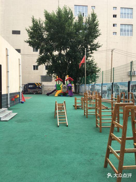 和平区教育局蓝天幼儿园-游乐区图片-沈阳亲子-大众