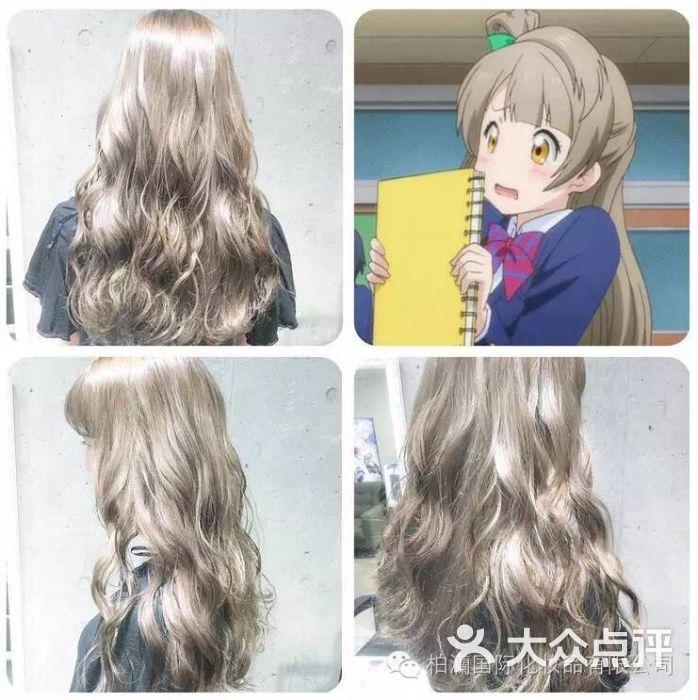 ace hair salon烫发染发接发潮牌店(仁和春天店)图片 - 第669张图片