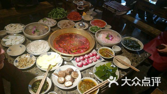小龙坎老火锅(贵阳花果园店)-美食-江西图片-大吉安大桥一条街美食贵阳图片