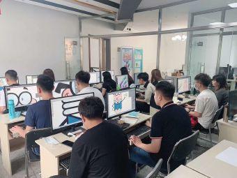 布偶教育平面设计UI设计室内设计培训学校