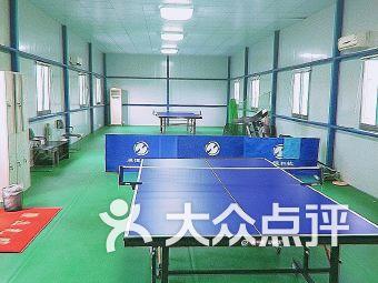 卓恒乒乓球场