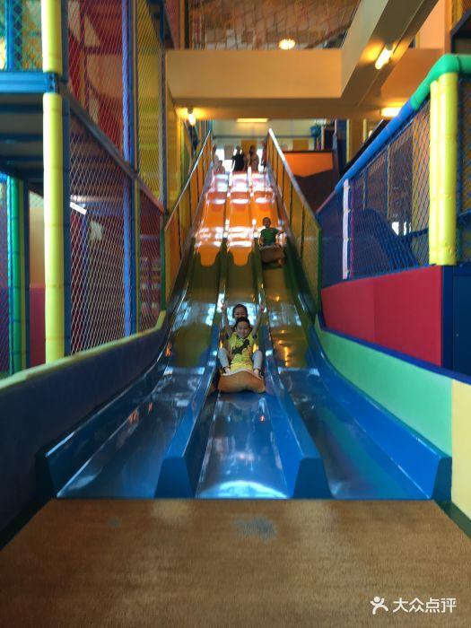 浦东嘉里大酒店儿童探险乐园图片 - 第653张