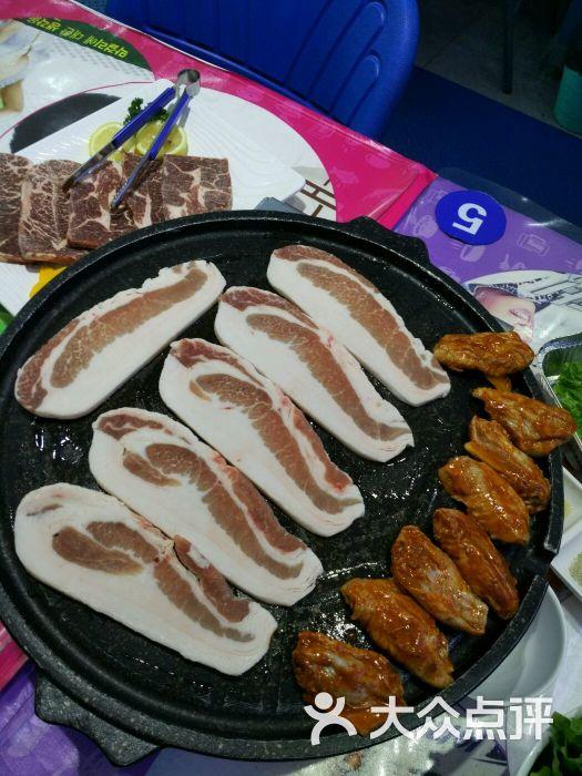 金妈家韩式烤肉(天江鼎城店)-图片-重庆美食-大众