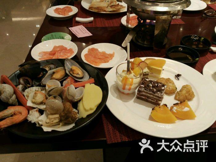 安徽高速开元国际大酒店自助晚餐图片 - 第68张