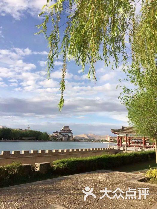 党河风情线国家水利风景区-图片-敦煌市周边游-大众