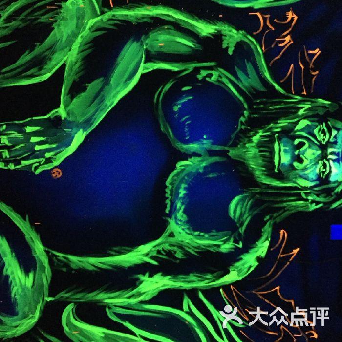 3d魔幻森林艺术展图片-北京演出场馆-大众点评网