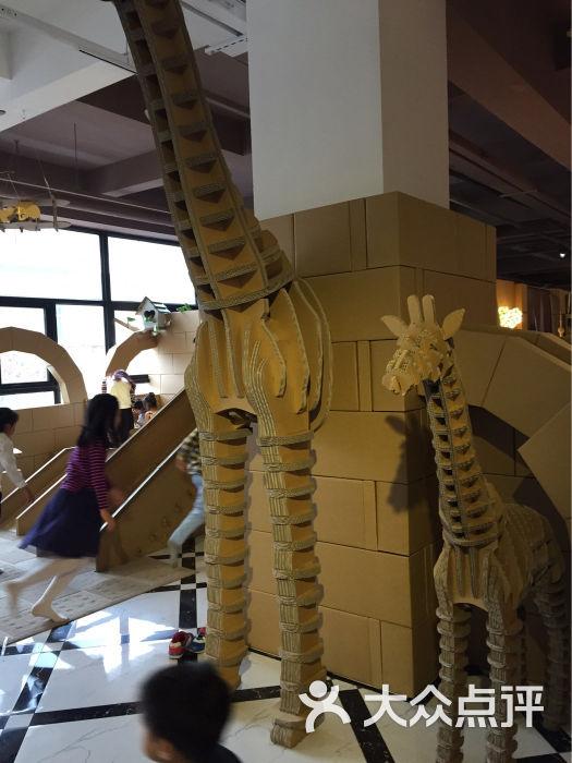 小制作恐龙纸箱