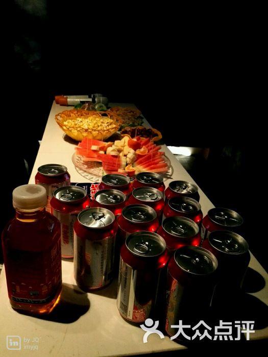 彩虹糖酒吧式ktv啤酒图片 - 第1张