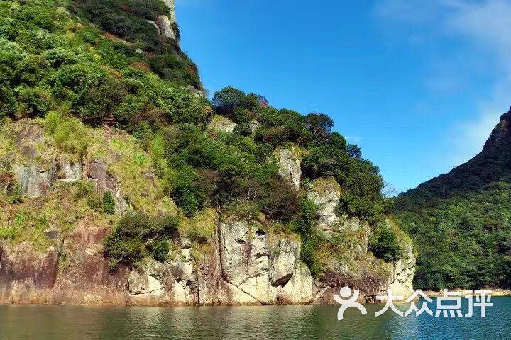 浙东大峡谷风景区的点评