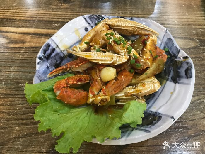 北纬37度创意料理香辣蟹钳图片 - 第2865张