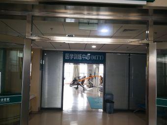 武汉普爱医院东院区停车场