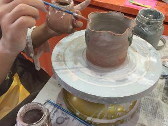 土人陶艺馆DIY