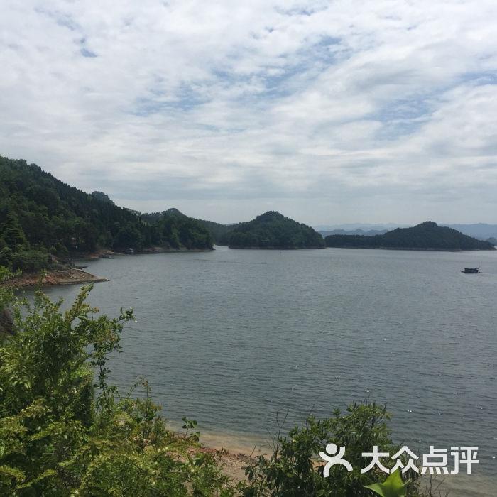 千岛湖小金山骑行驿站