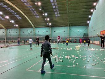 和平網球館
