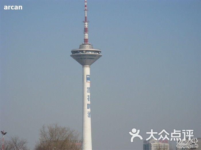 辽宁电视塔外景图片 - 第1张