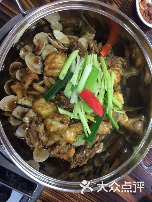 悦丰刺身海鲜食坊(白藤店)鲍鱼炆鸡火锅图片 - 第123张