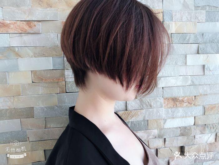 yesido椰岛造型(朝阳苏宁生活广场店)-短发-发型秀图片