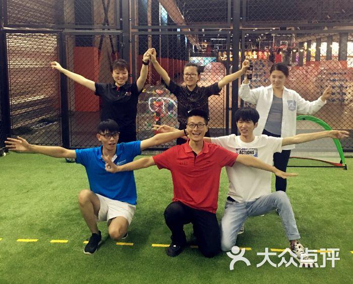 团队pose