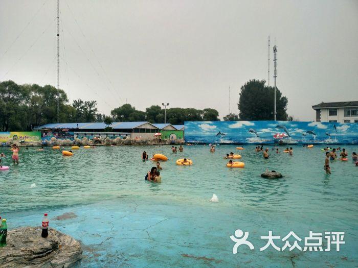 蟹岛城市海景水上乐园的点评