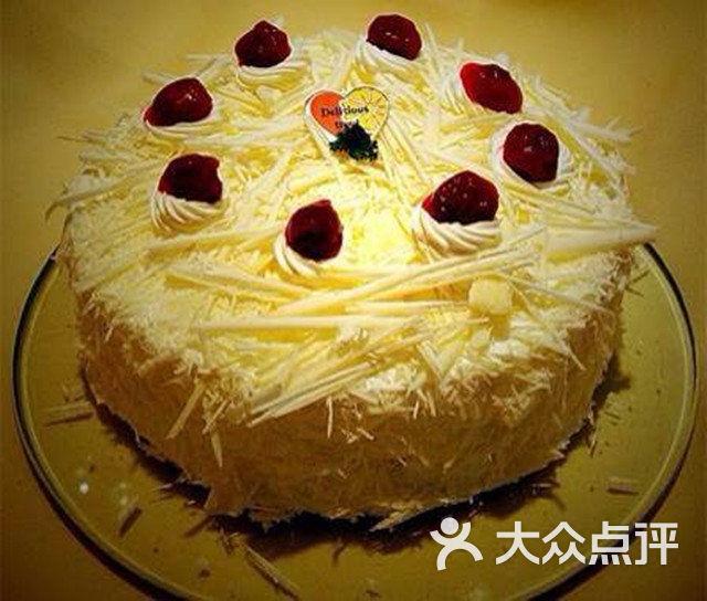 白森林慕斯蛋糕