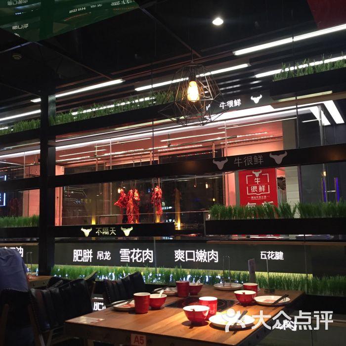 牛很鲜潮汕广场图片(天一美食店)-美食-深圳牛肉火锅宁波:图片