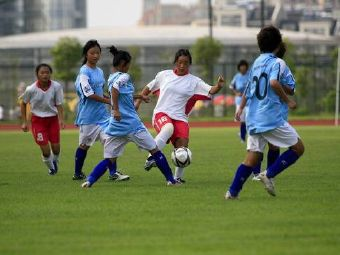 柳州市青少年足球培训基地