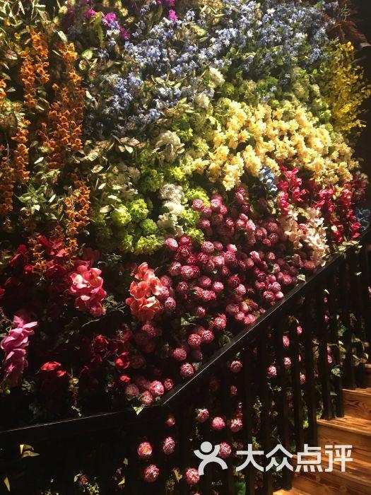 在榕树下花艺餐厅(车公庙店)-楼梯图片-深圳美食
