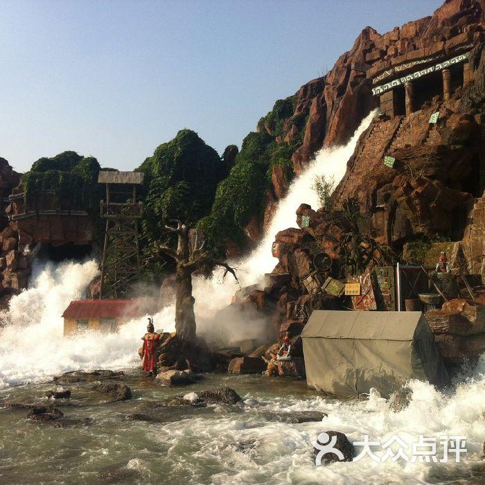 北京欢乐谷玛雅天灾图片-北京游乐园-大众点评网