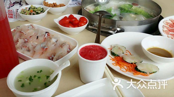 天堂渔美食图片斑鱼甲鱼(巨龙路店)-特色-连云是哪自在火锅的中国图片