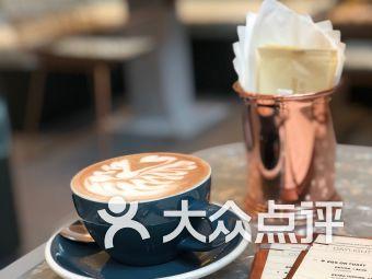 Appendix Coffee & Bar(銅鑼灣)