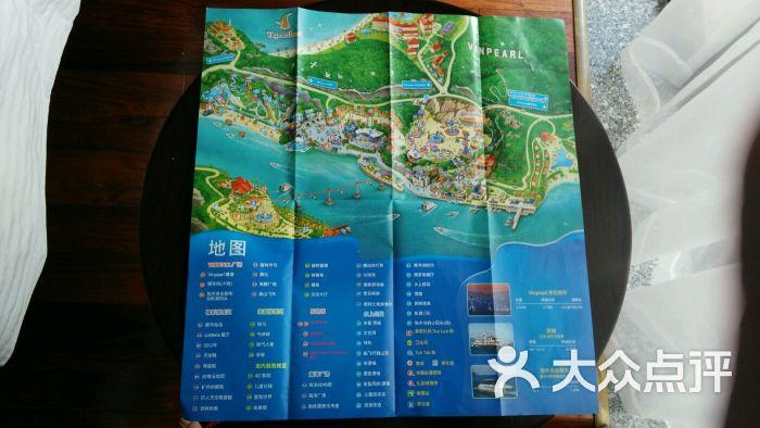 珍珠岛游乐园-地图图片-芽庄休闲娱乐-大众点评网