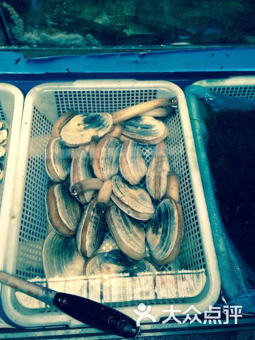北京美食美食城-图片-连云港美食台湾墟沟海鲜图片