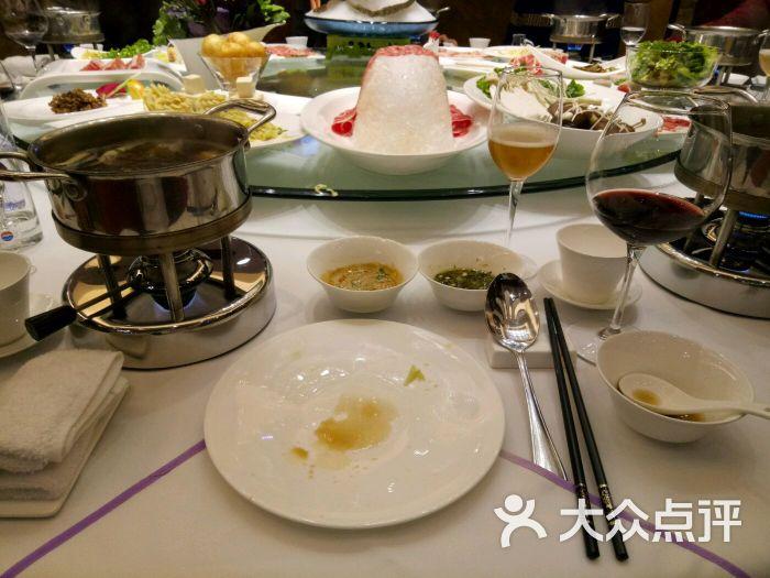 豪人峰汇图片作文-美食-佳木斯火锅-大众点评网美食海派麦饼的写图片