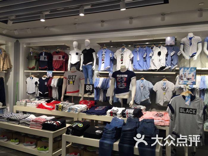 森马(延安路工联店)的全部评价-杭州-大众点评网图片